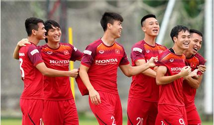 Đội hình dự kiến tuyển Việt Nam đấu UAE: Tuấn Anh xuất trận?