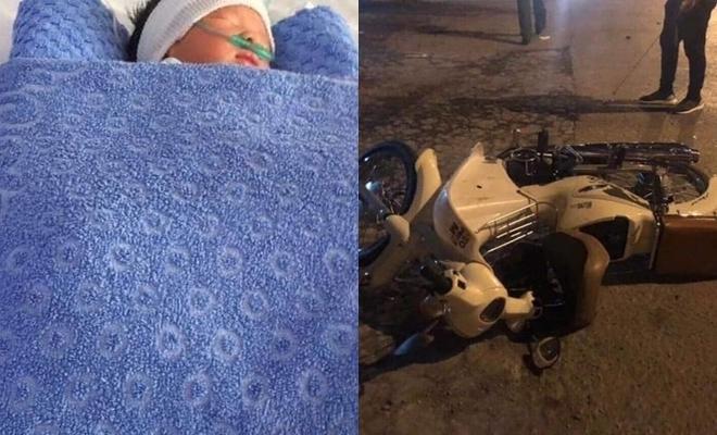 Truy tìm tài xế ô tô đâm tử vong người phụ nữ mang thai sắp sinh