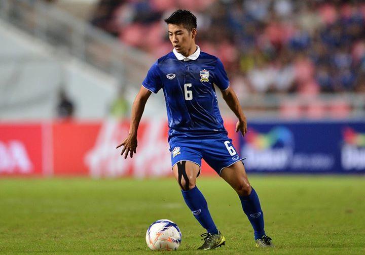Tiền vệ Sarach Yooyen tự tin có 6 điểm trước Việt Nam và Malaysia