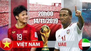 Đại sứ UAE tiếp thêm động lực cho đội nhà trước trận gặp Việt Nam