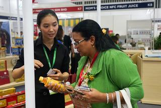 Tân Hiệp Phát đồng hành cùng triển lãm Vietnam Foodexpo 2019