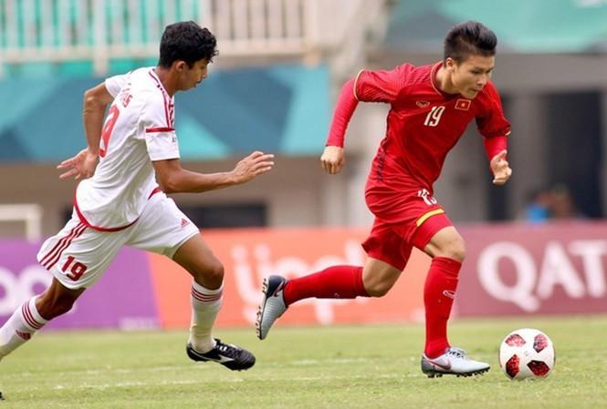 Báo Trung Quốc dự đoán Việt Nam bại trận trước UAE