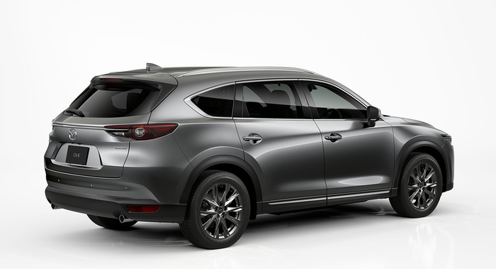Khám phá Mazda CX-8 2020 giá bán từ 1,2 tỷ đồng3