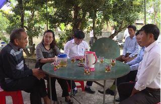 Quảng Bình thăm các gia đình có thân nhân tử nạn ở Anh