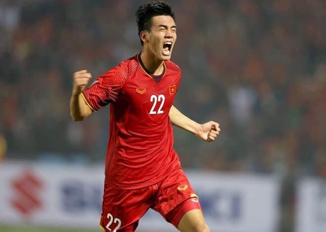 Đội tuyển Việt Nam có trận đấu ấn tượng trước UAE