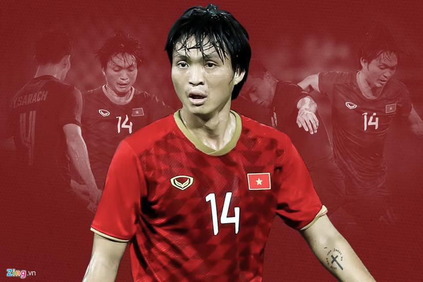 HLV Park Hang Seo hết lời ca ngợi Tiến Linh, Tuấn Anh sau chiến thắng trước UAE