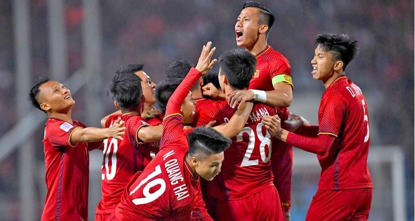 Tuyển Việt Nam tạo nên kỳ tích trên bảng xếp hạng FIFA sau chiến thắng trước UAE?