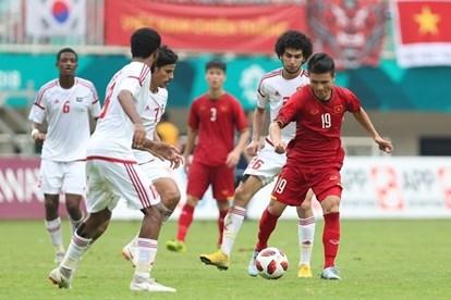 Liên đoàn bóng đá châu Á ngợi khen chiến thắng của đội tuyển Việt Nam