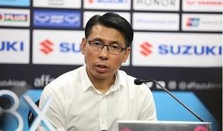 HLV Tan Cheng Hoe: 'Malaysia đã thắng Thái Lan bằng con tim quả cảm'