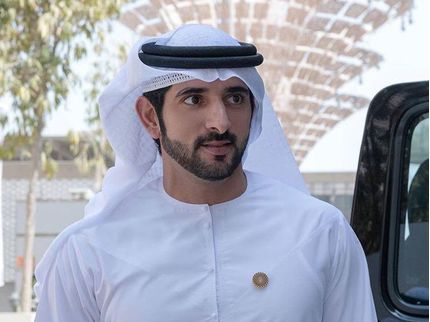 Thái tử UAE đẹp trai, mê thể thao được người dân yêu quý chúc tụng sinh nhật hết lời