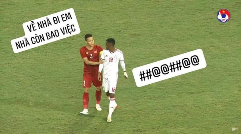Loạt ảnh chế hài hước sau chiến thắng của tuyển Việt Nam4