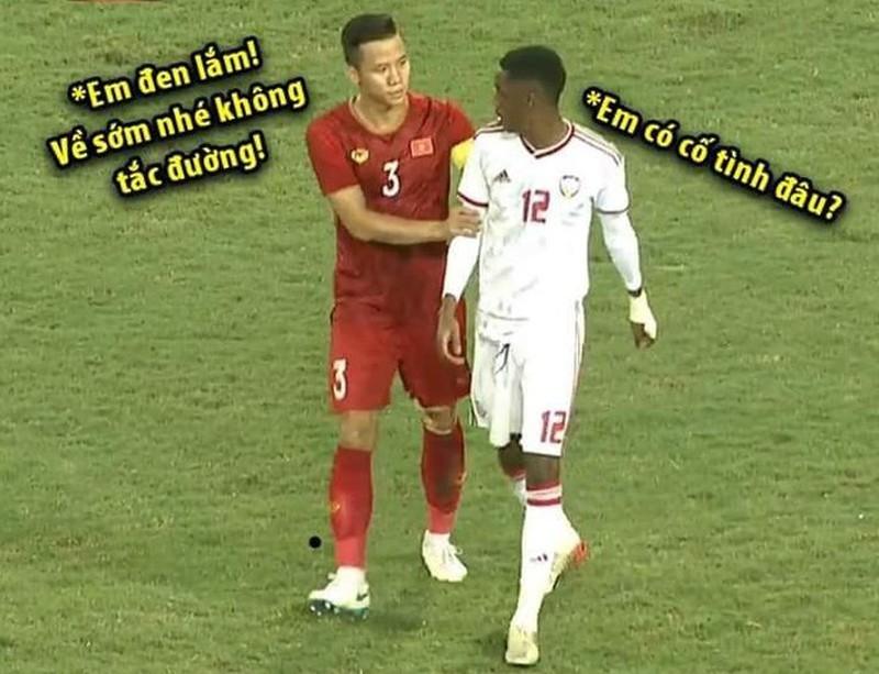 Loạt ảnh chế hài hước sau chiến thắng của tuyển Việt Nam5