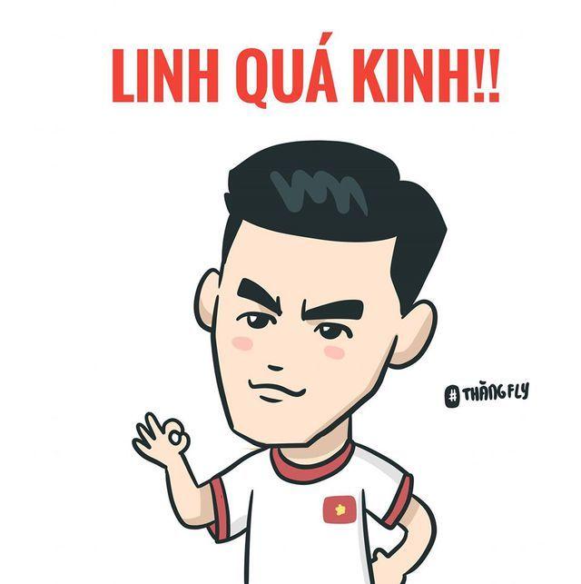 Loạt ảnh chế hài hước sau chiến thắng của tuyển Việt Nam9