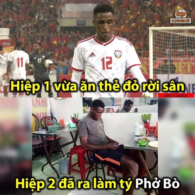 Loạt ảnh chế hài hước sau chiến thắng của tuyển Việt Nam11