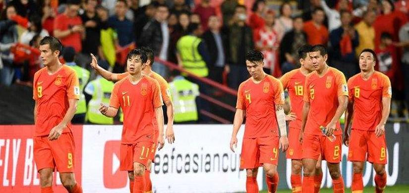 CĐV Trung Quốc ước đội nhà chơi bóng đẳng cấp như đội tuyển Việt Nam