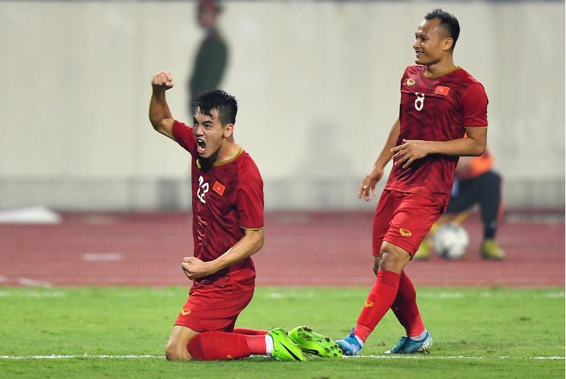 'Nhìn từ chiến thắng trước UAE: Nền tảng thể lực – Bệ phóng cho Đội tuyển Việt Nam bay cao'