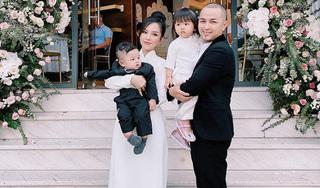 Anh trai, chị dâu nhắn nhủ điều xúc động tới Bảo Thy trong ngày cưới