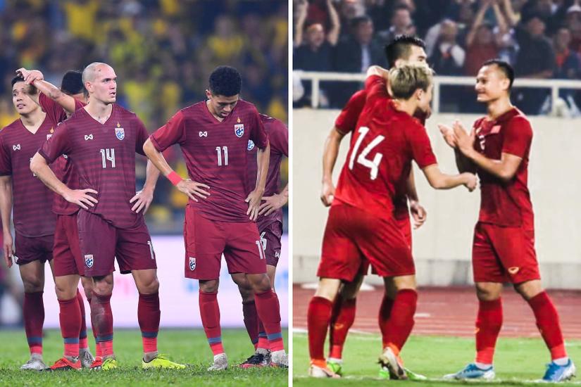 Phóng viên Anh dự đoán Việt Nam sẽ giành 3 điểm trước Thái Lan