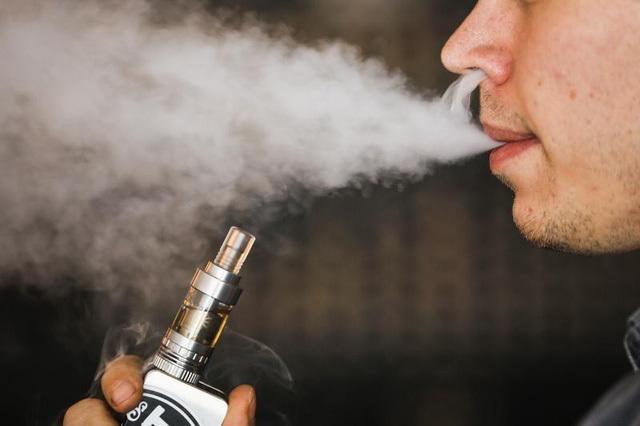 Những sự thật kinh hoàng về thuốc lá điện tử