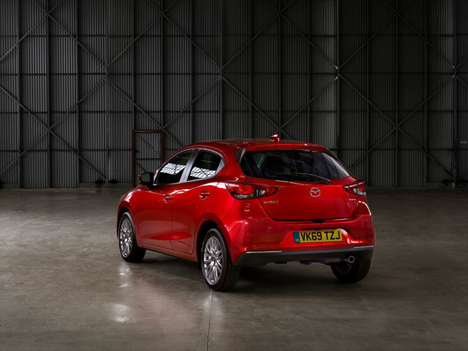 Ngắm Mazda2 2020 diện mạo tinh tế và sang trọng hơn3