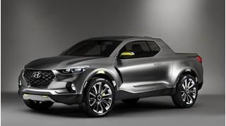 Hyundai sắp sản xuất mẫn bán tải siêu đẹp, 'đấu' Ford Ranger Raptor