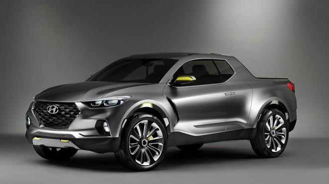 Hyundai sắp mở bán mẫu ô tô siêu đẹp, đấu Ford Ranger Raptor