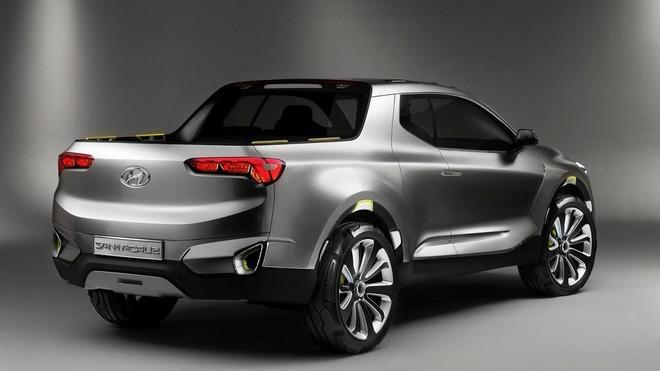Hyundai sắp mở bán mẫu ô tô siêu đẹp, đấu Ford Ranger Raptor2