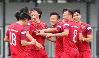 Tuyển Việt Nam tiếp tục tăng bậc trên bảng xếp hạng FIFA
