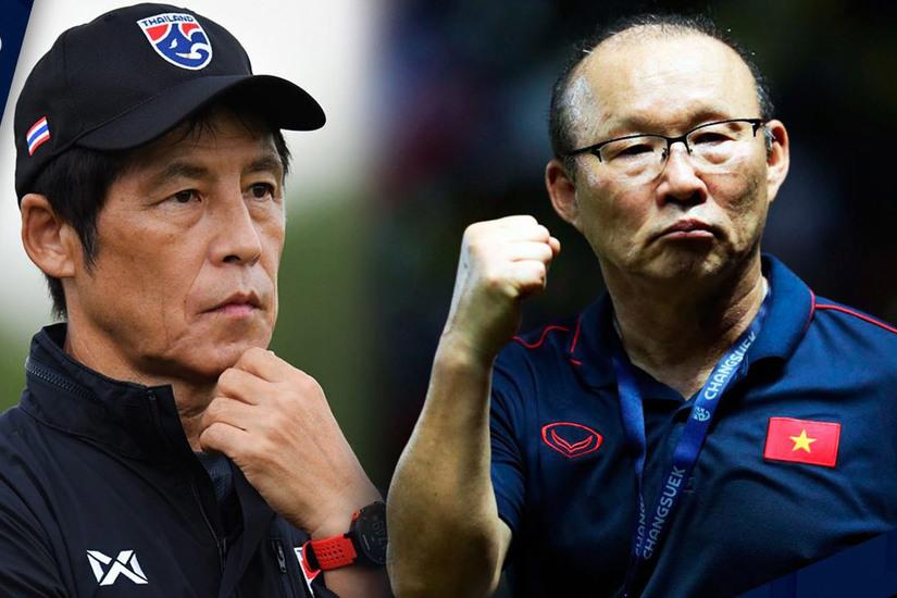 HLV Park nhìn ra điểm yếu của Thái Lan trong trận thua ngược Malaysia