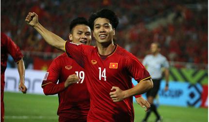 Đội hình dự kiến Việt Nam gặp Thái Lan: Công Phượng xuất trận?