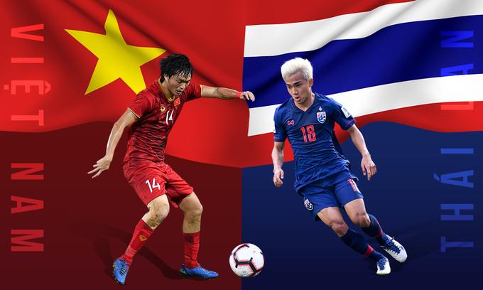 FIFA gọi Cặp Việt Nam- Thái Lan là trận derby của khu vực Đông Nam Á