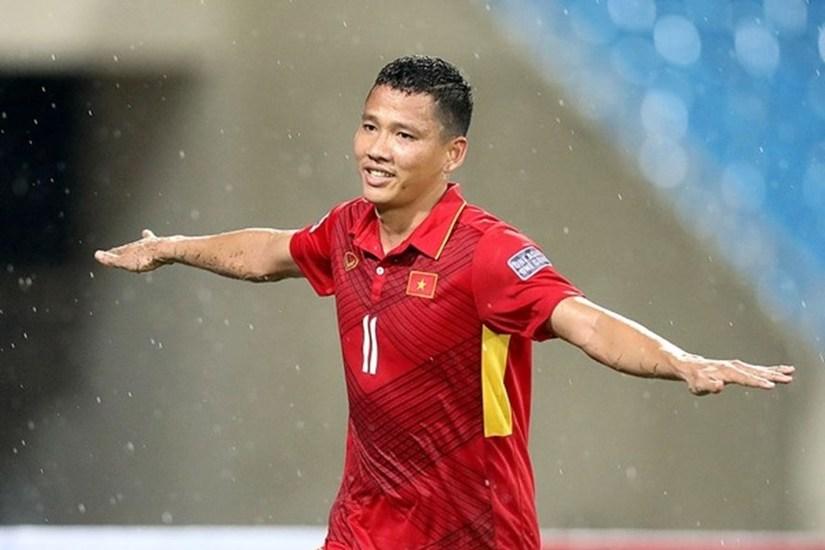 Anh Đức từ giã đội tuyển Việt Nam sau trận đấu với Thái Lan