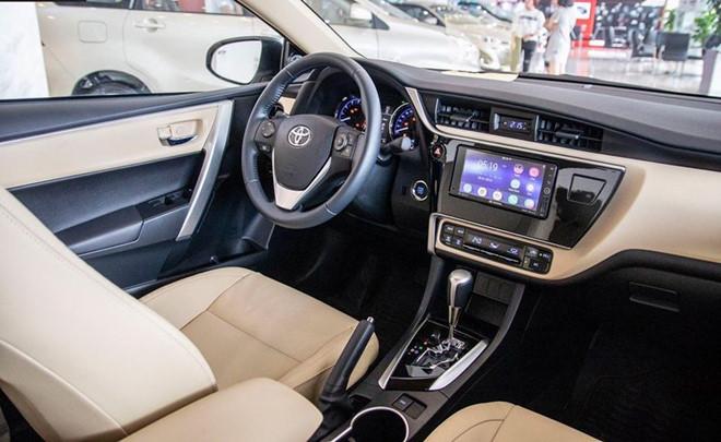 Choáng với doanh số bán ra thấp kỷ lục của Toyota Corolla Altis2