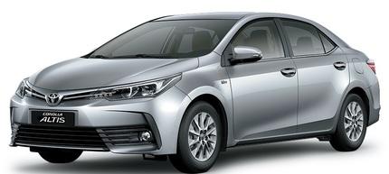 Choáng với doanh số thấp kỷ lục của Toyota Corolla Altis