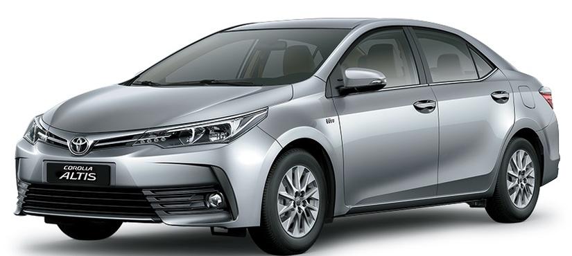 Choáng với doanh số bán ra thấp kỷ lục của Toyota Corolla Altis