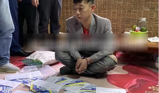 Bắt nhóm đối tượng 'sản xuất' gần 1.000 vé giả trận Việt Nam - Thái Lan