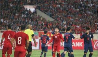 Người Thái cảm ơn trọng tài người Oman khi thoát thua trước Việt Nam