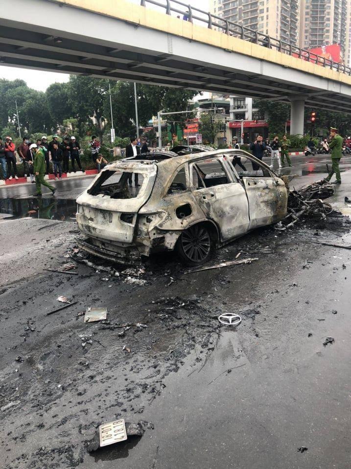 Nữ lái xe Mercedes gây tai nạn, 1 người tử vong đối diện hình phạt nào?
