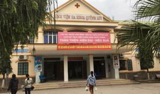 Nghệ An: Đến bệnh viện chờ sinh, sản phụ nguy kịch, bé trai tử vong