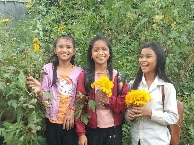 Món quà tặng thầy cô ngày 20/11 của học sinh vùng cao5