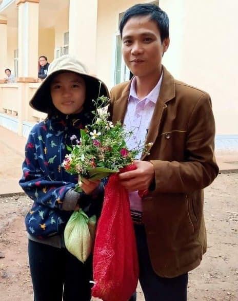 Món quà tặng thầy cô ngày 20/11 của học sinh vùng cao2