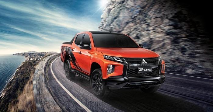 Mitsubishi Triton Athlete 2020 khoe vẻ đẹp cá tính với giá từ 800 triệu đồng