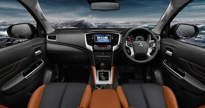Mitsubishi Triton Athlete 2020 đẹp cá tính với giá từ 800 triệu đồng3