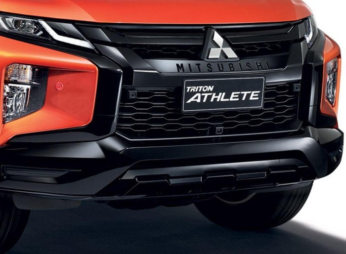 Mitsubishi Triton Athlete 2020 đẹp cá tính với giá từ 800 triệu đồng2
