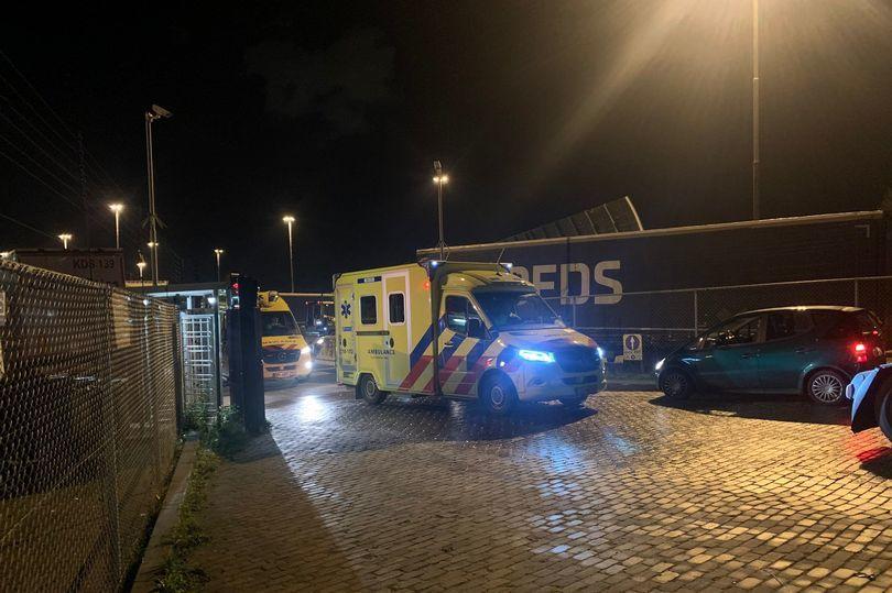Giải cứu 25 người trốn trong thùng đông lạnh lên phà đi Anh