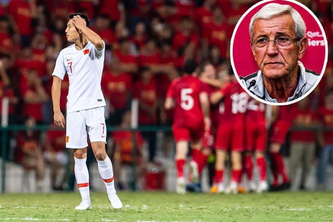 Bóng đá Trung Quốc đang đi vào thời kì tăm tối nhất