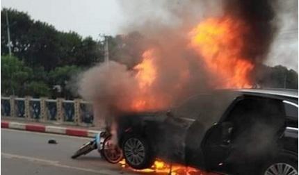 Nạn nhân vụ xe Mercedes gây tai nạn liên hoàn kể lại giây phút thoát khỏi 'tử thần'