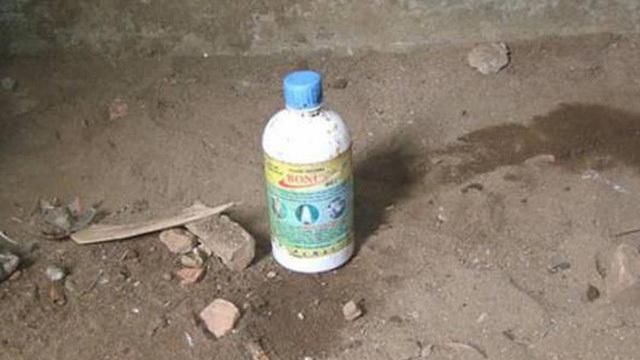Đau lòng bé 1 tuổi tử vong do bà cho uống nhầm dung dịch nước tẩy
