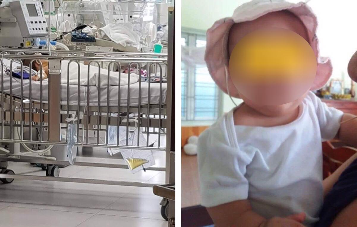 Bé gái bị viêm phổi bỗng nhiên thủng dạ dày tử vong sau nhập viện