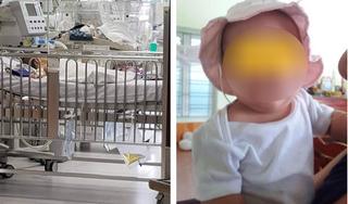 Hà Nội: Bé 11 tháng tuổi tử vong, gia đình đưa thi thể tới Bệnh viện yêu cầu làm rõ nguyên nhân